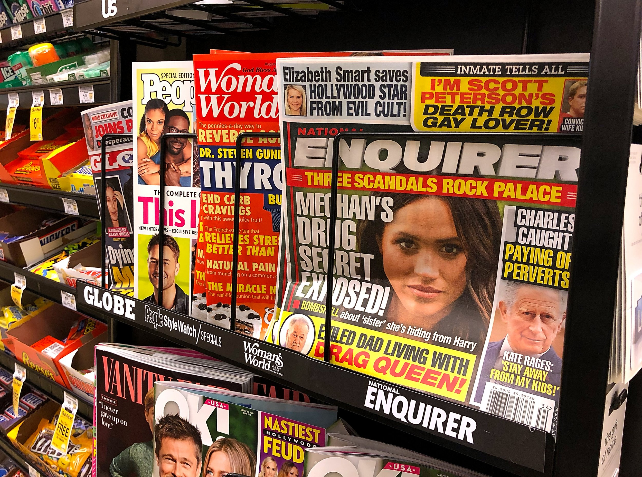 national enquirer payment trump