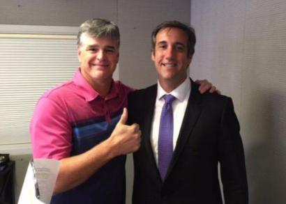 Sean Hannity, Michael Cohen