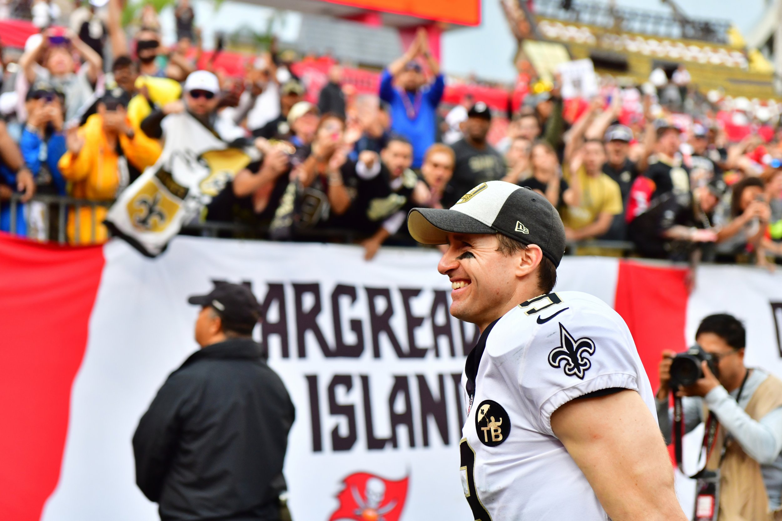 Drew Brees,New Orleans Saints