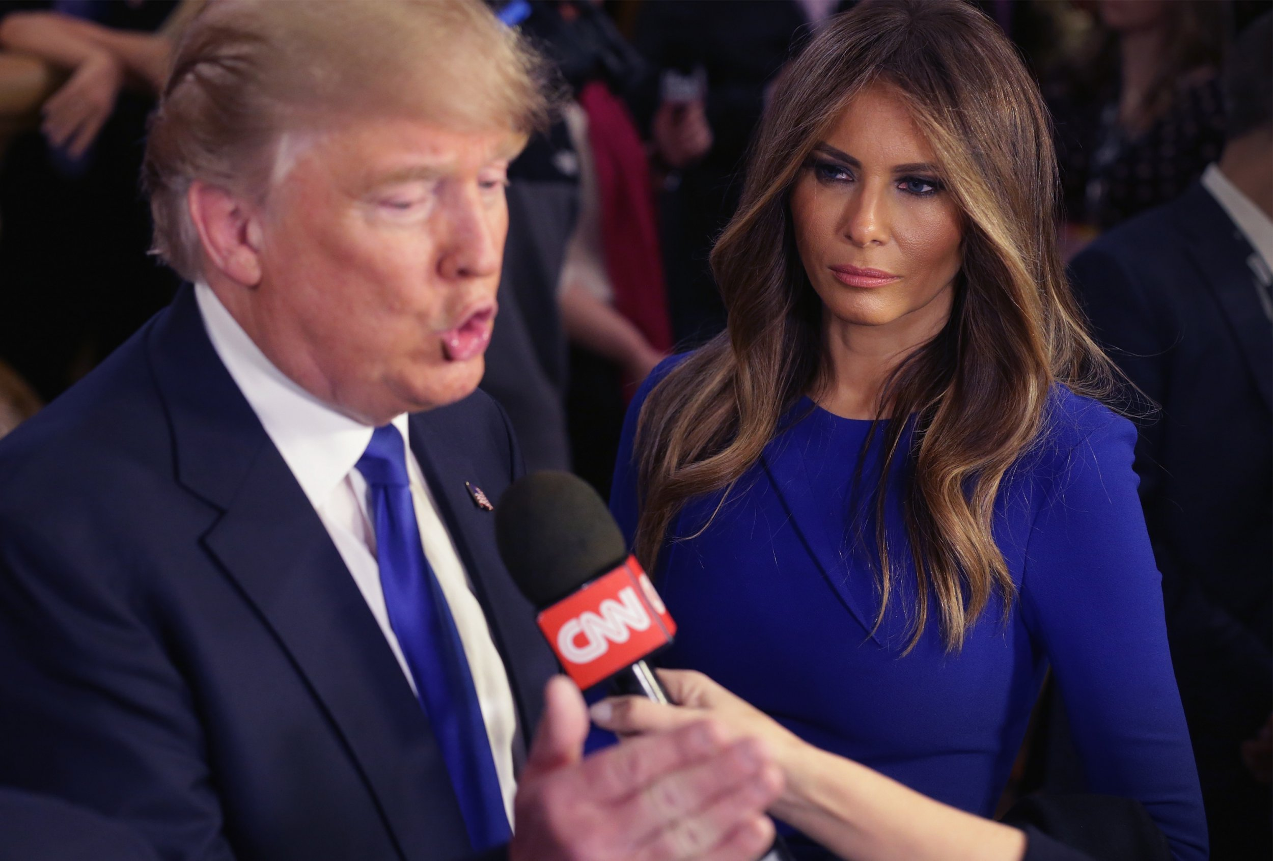 melania trump, fox news, tv, donald, hannity