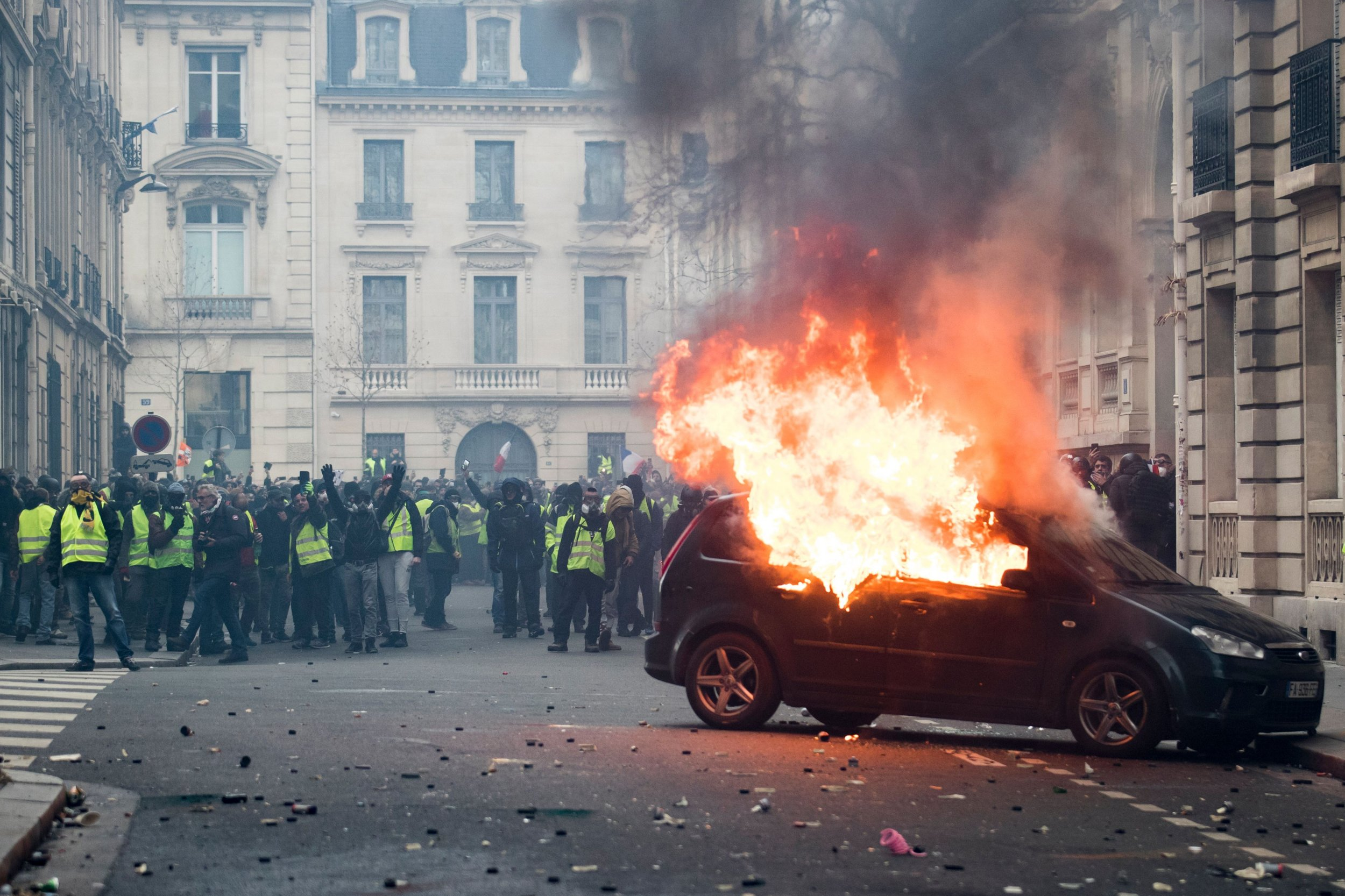 donald trump, fox news, paris, france, climate, burning