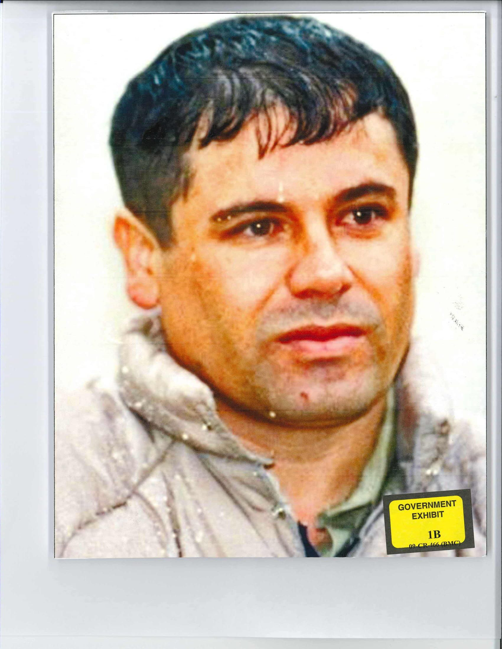 """Joaquín """"El Chapo"""" Guzmán Loer"""