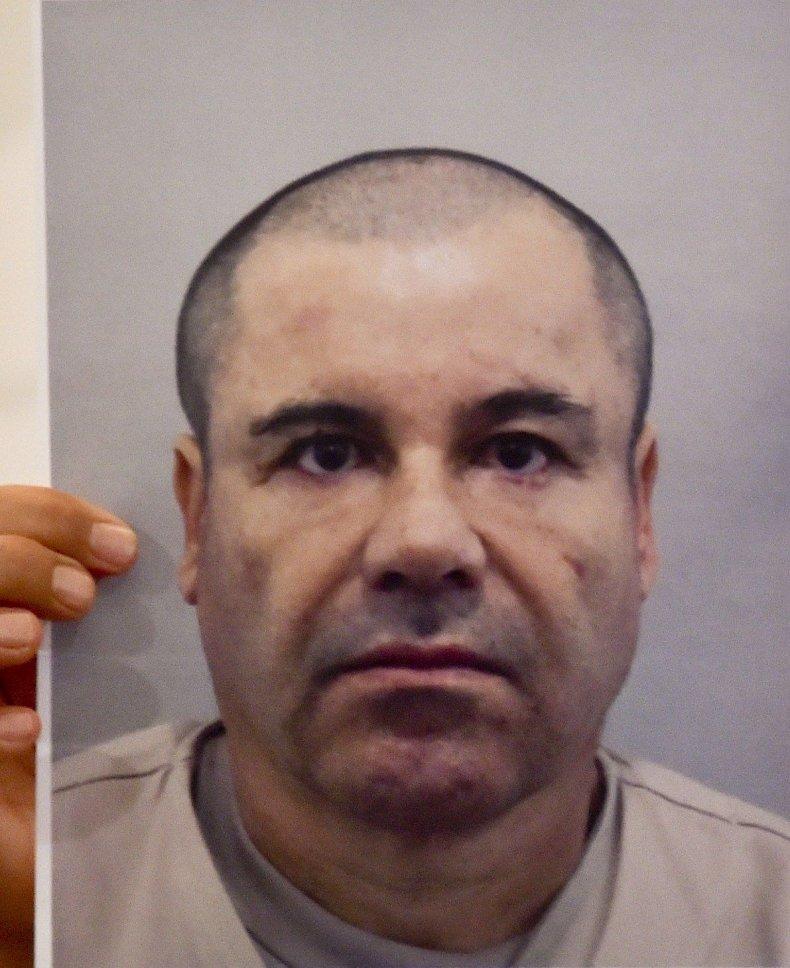 Joaquin 'El Chapo' Guzman Loer