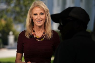 Kellyanne Conway, George Conway, Donald Trump, Michael Cohen