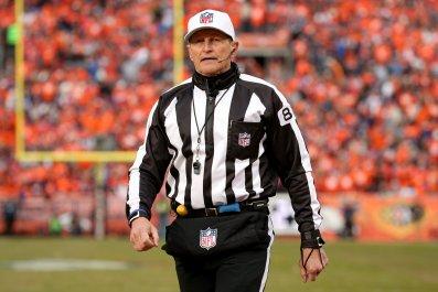 Ed Hochuli, NFL referee