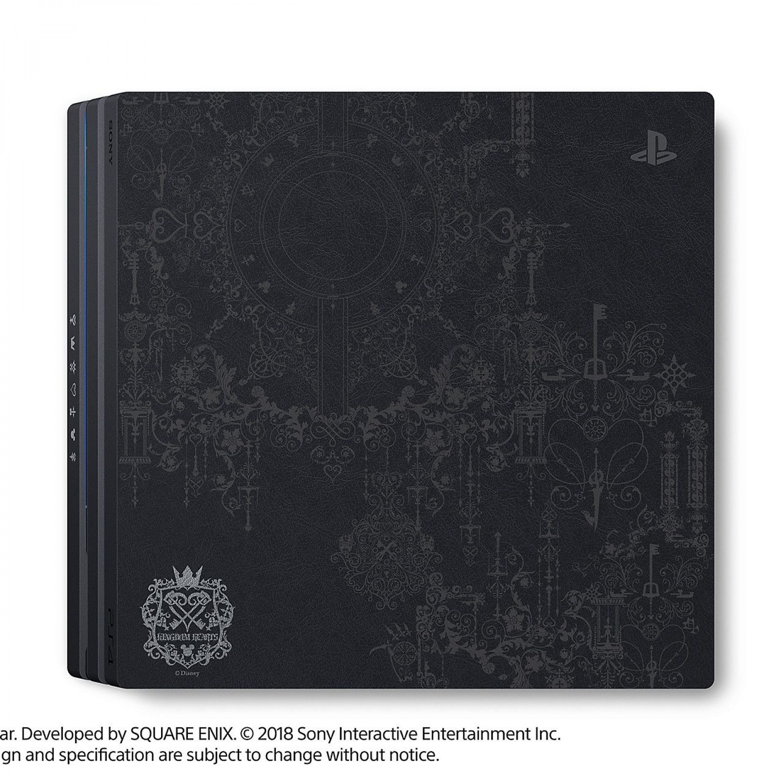 kingdom hearts limited edition ps4 uk