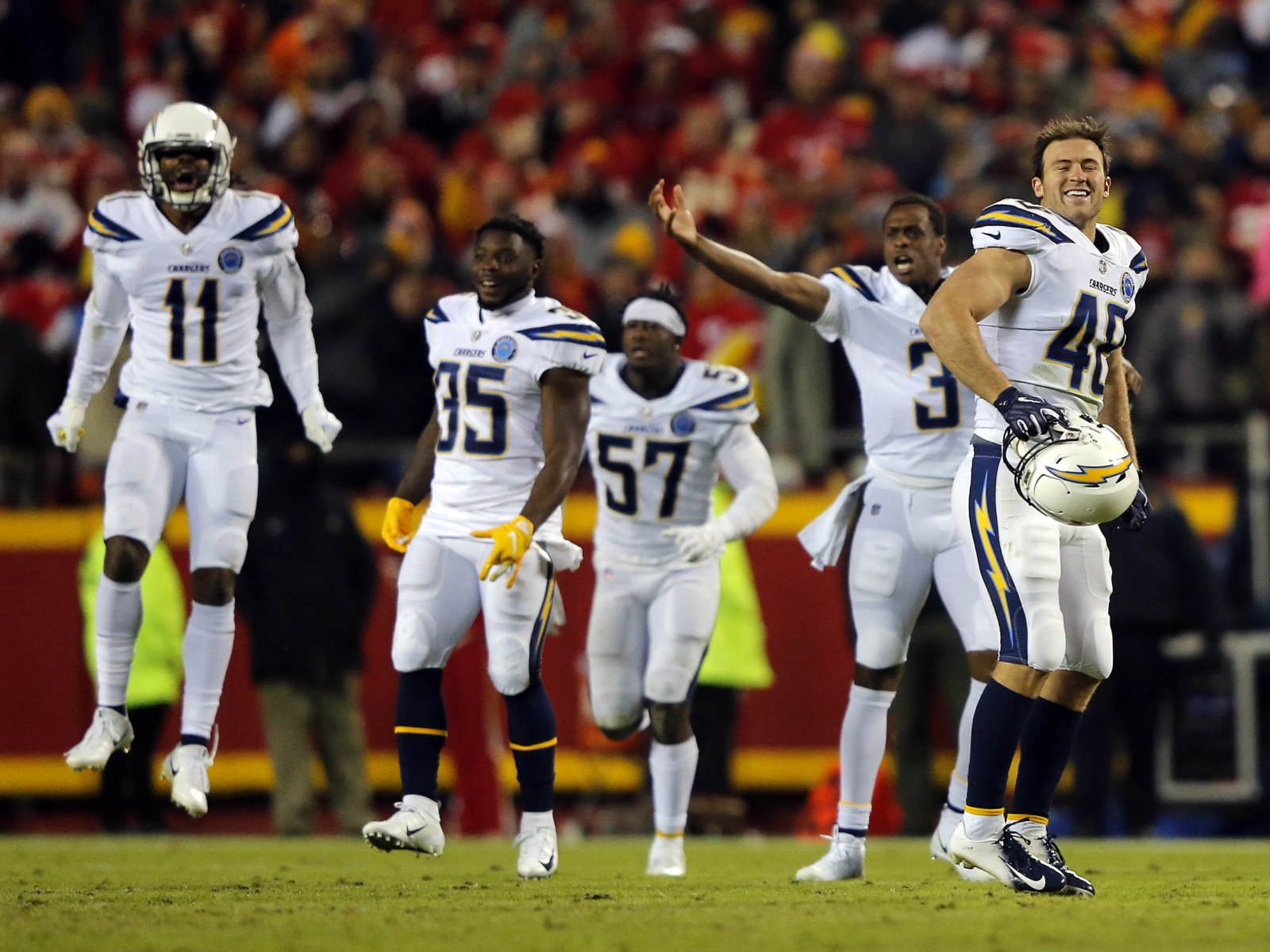 a0ca8313 Video: Chargers Twitter Account Trolls Chiefs after Famous Comeback