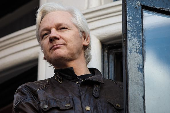 wikileaks founder julian assange, fbi spy, embassy