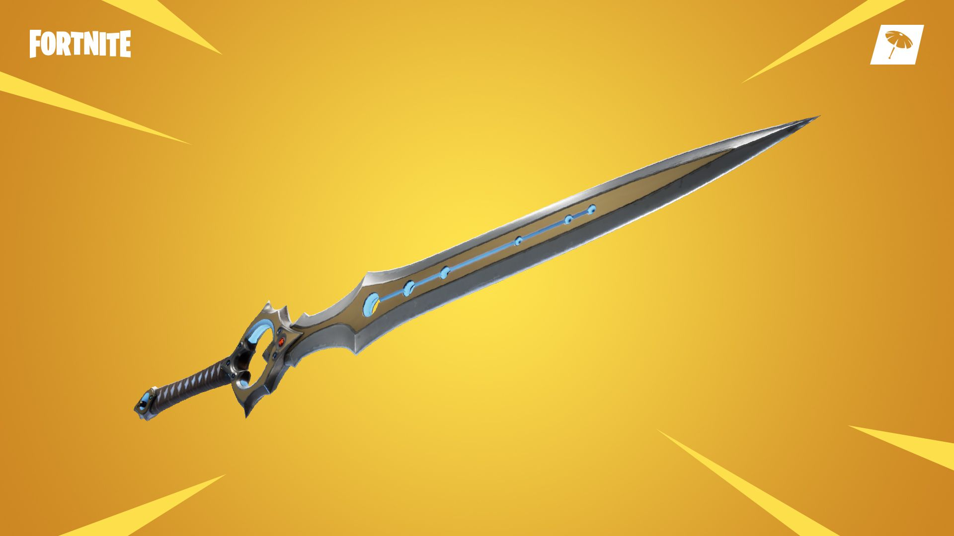 Fortnite Infinity Blade vaulted