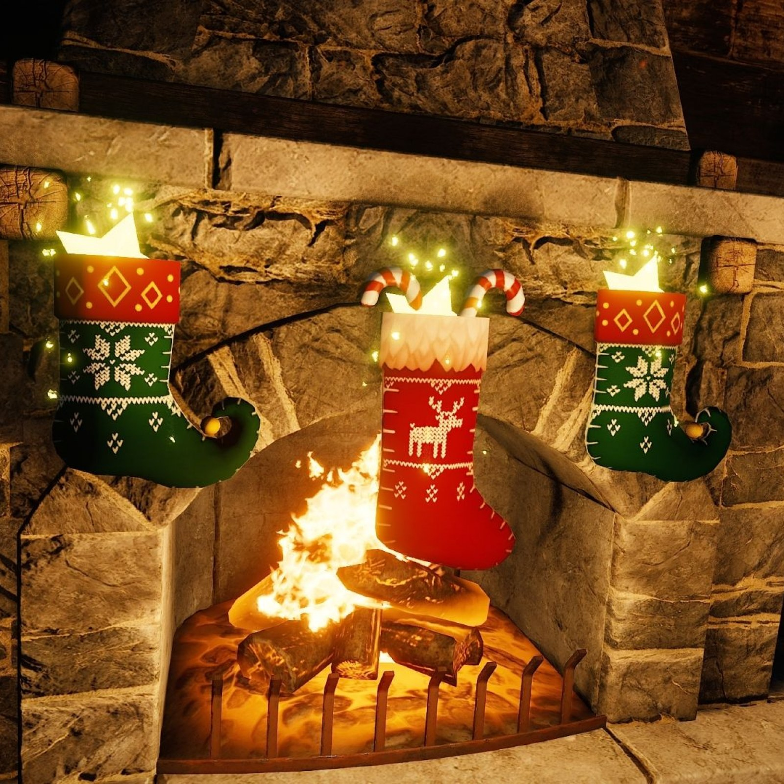 Rust' Christmas Content Update 2018: Presents, Decorations