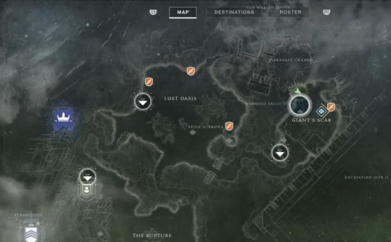 Destiny 2 xur location 12-14