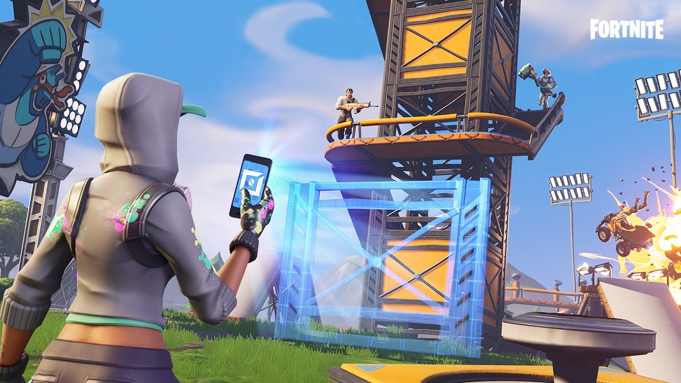 fortnite creative guide how to get weapons use item spawner permissions - wikihow fortnite