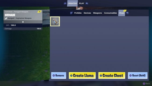 Fortnite' Creative Guide - How to Get Weapons, Use Item