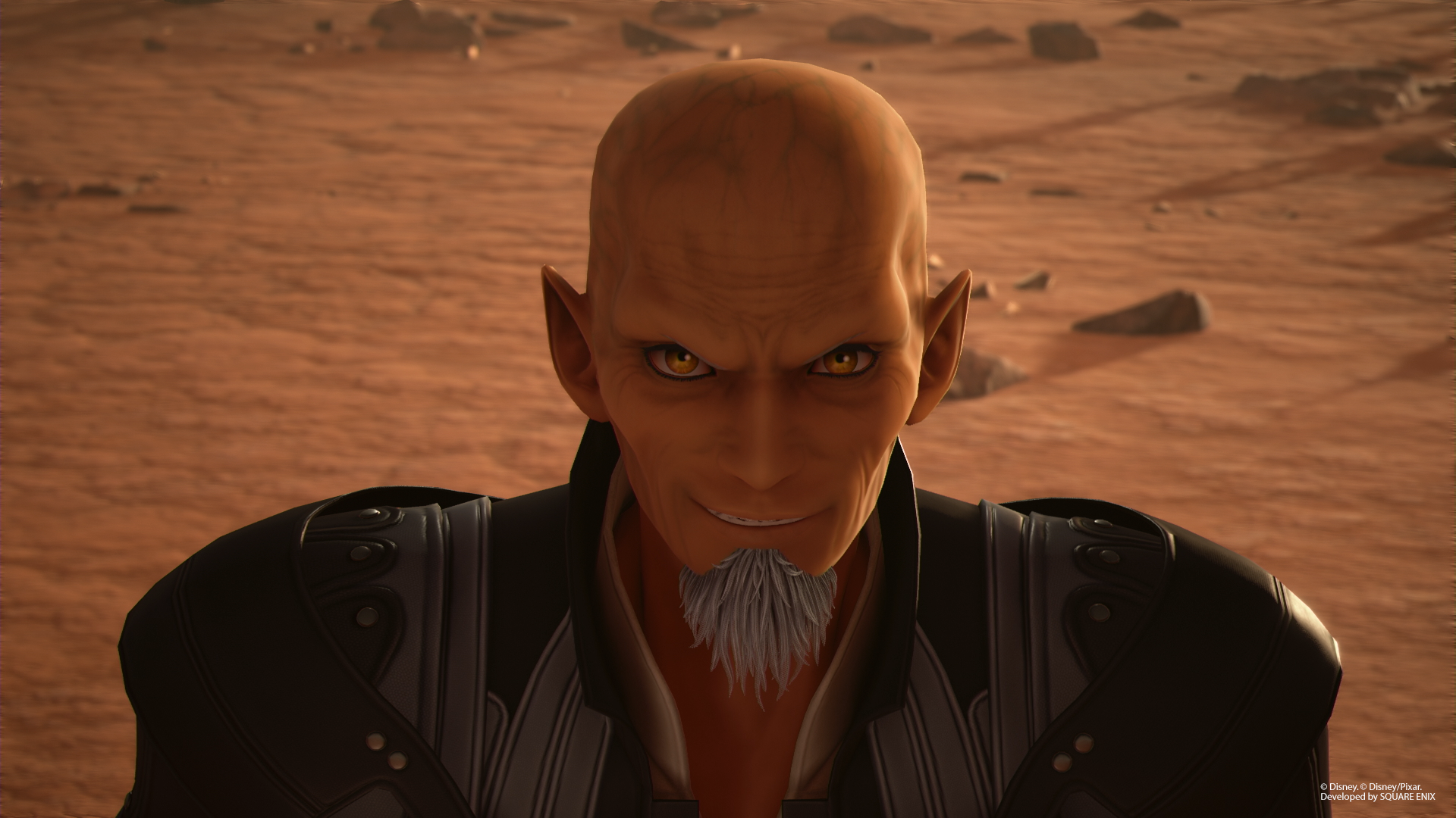 Kingdom Hearts 3 Xehanort leak