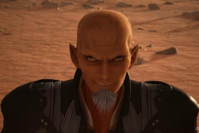Kingdom Hearts 3 Xehanort leak
