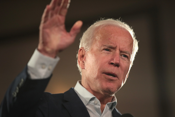 New Poll Puts Biden in the Lead For Democratic Caucus Presidential Picks