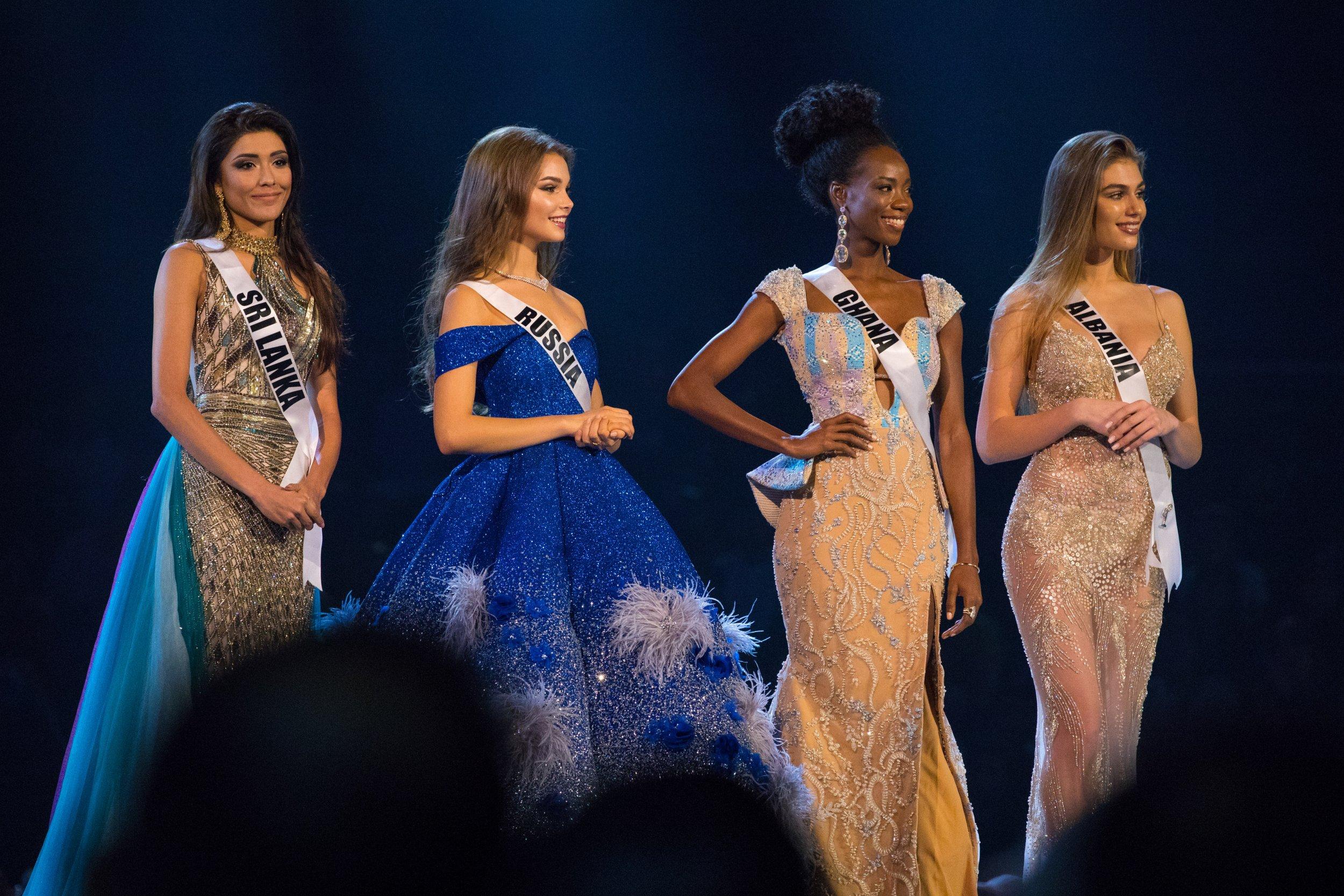 Miss world russia 2012