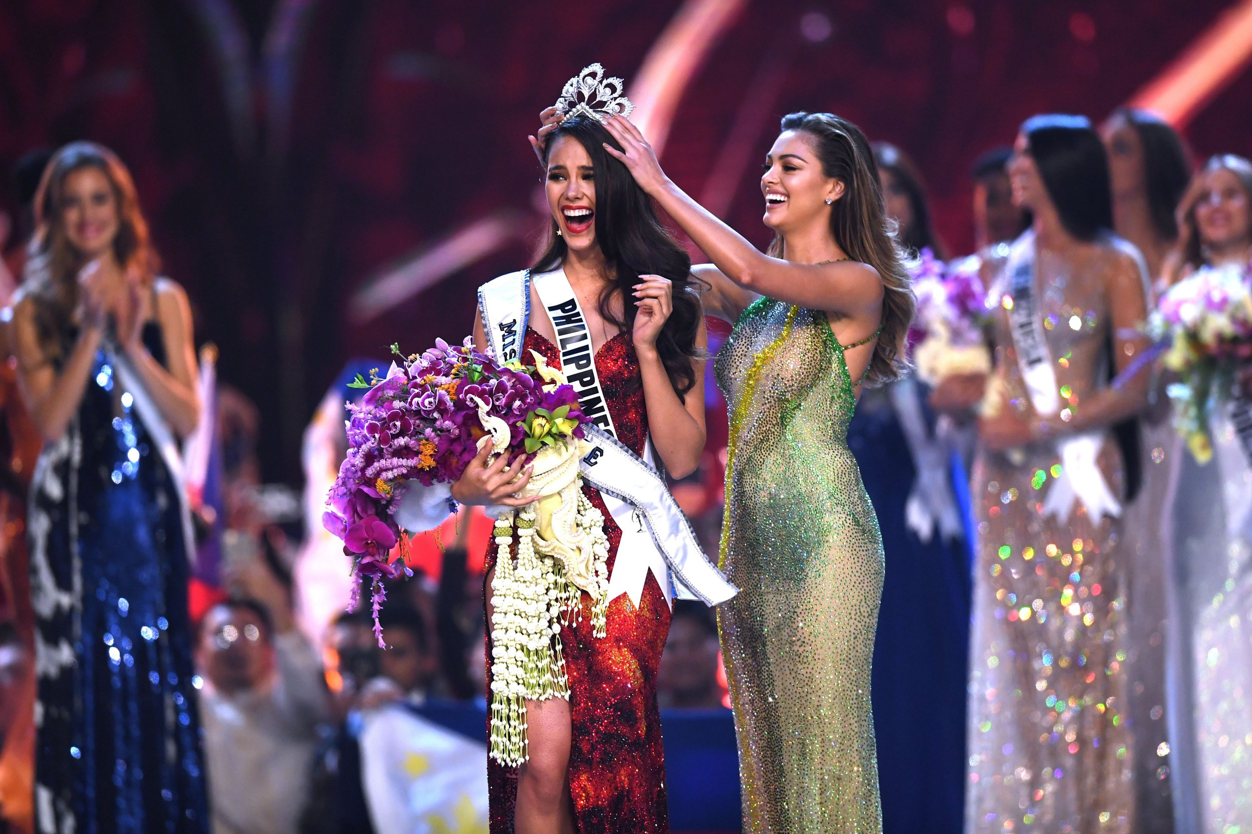Miss Universe Catriona Gray