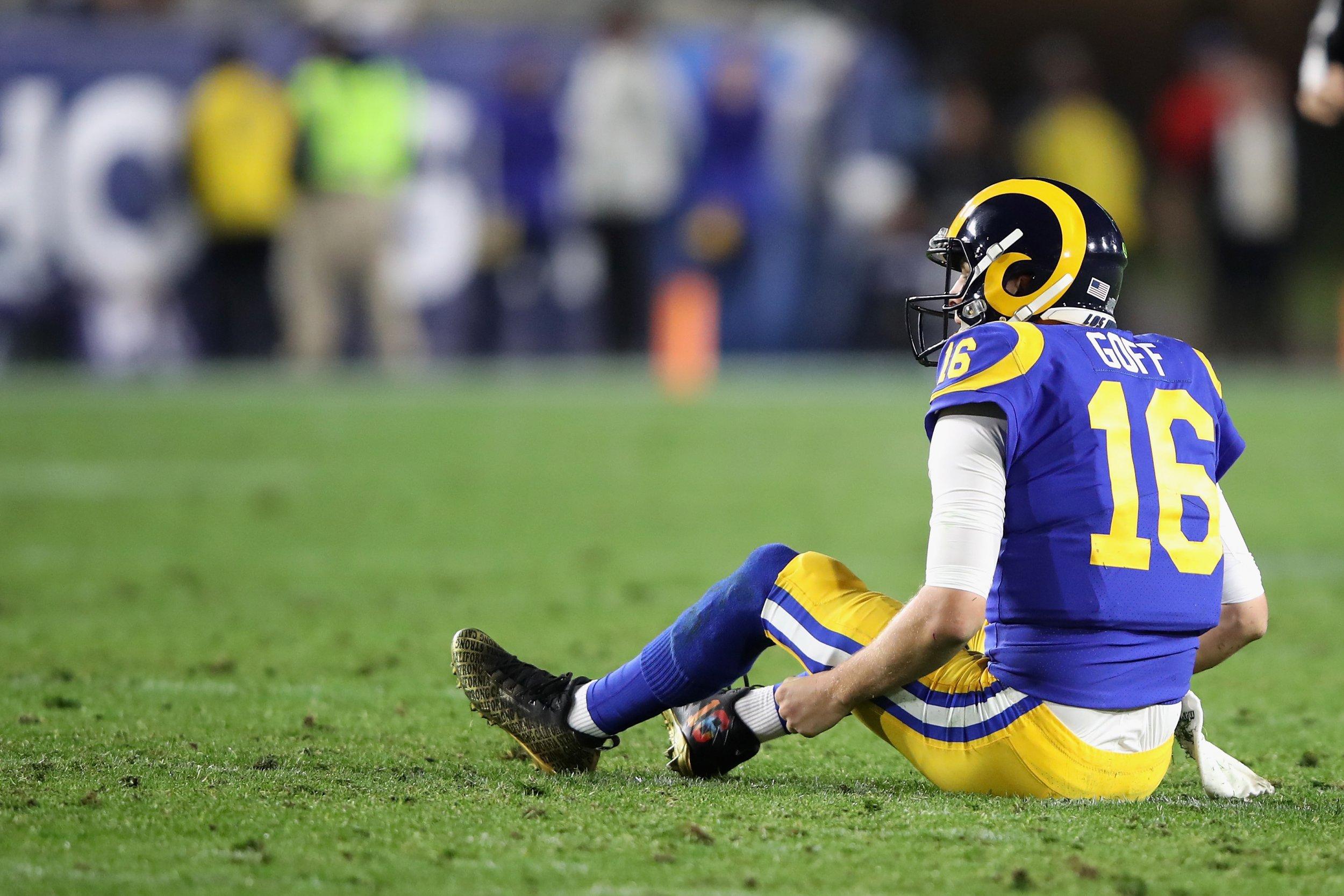 Jared Goff, Los Angeles Rams