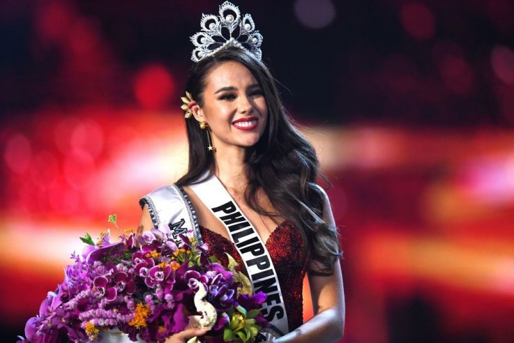 2018 Miss Universe Cover