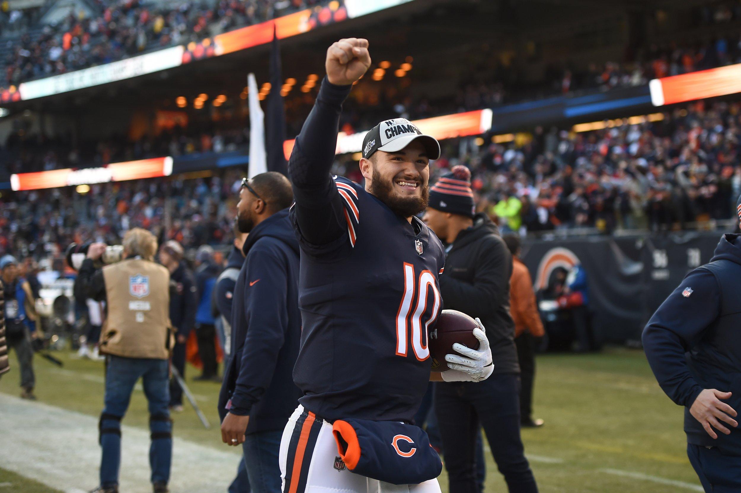Mitchell Trubisky, Chicago Bears