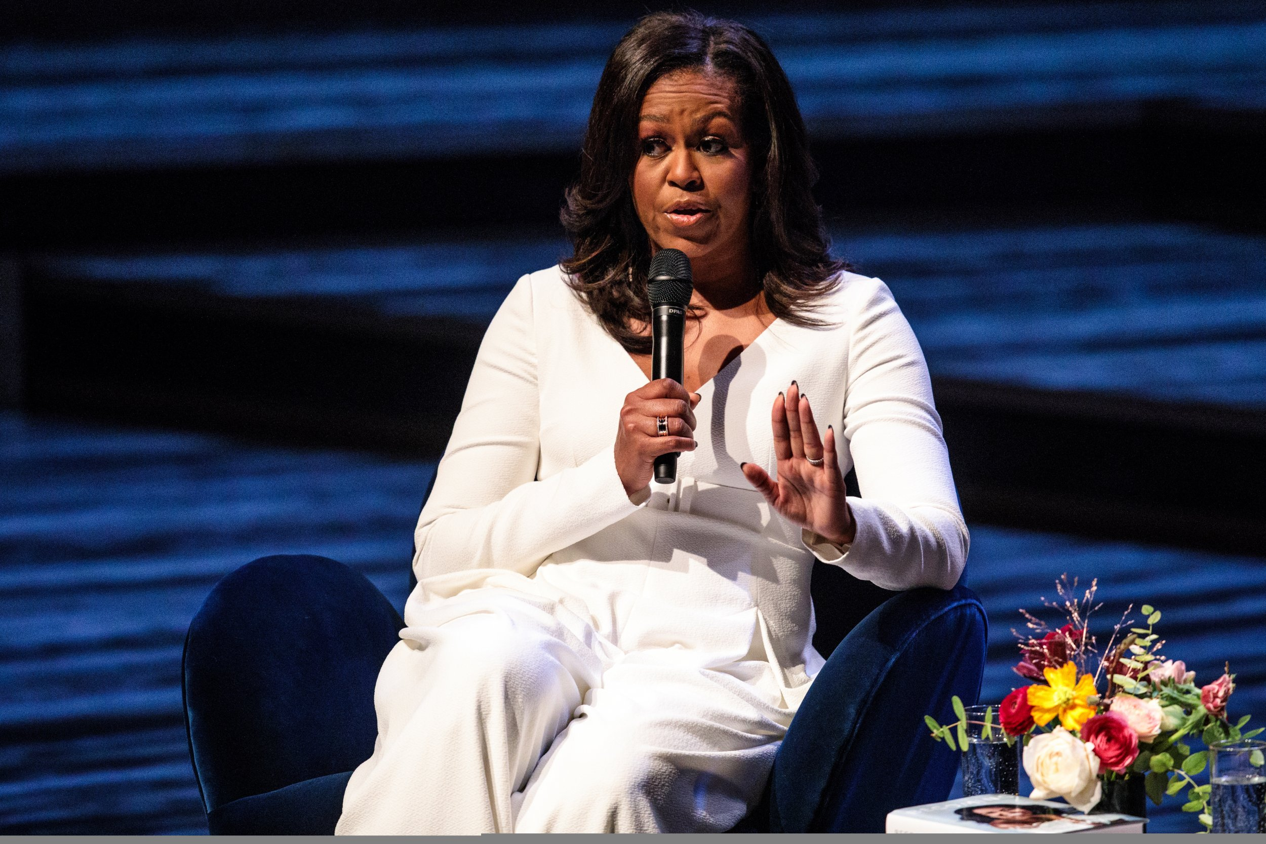Michelle Obama thesis was on racial divide - POLITICO