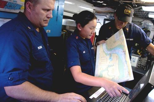 Coast Guard John Presnar