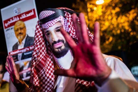 Khashoggi protest