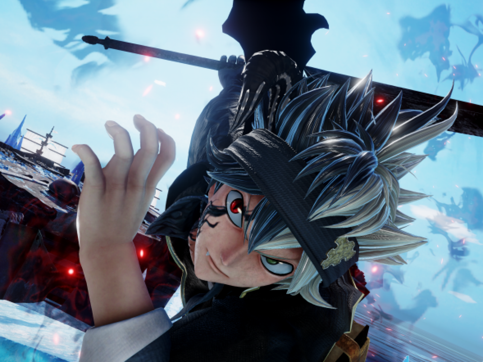 Jump Force Roster Adds Black Clover S Asta