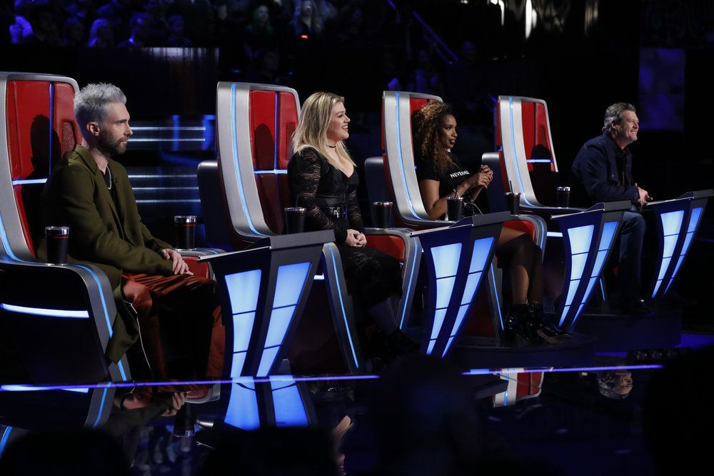 'The voice