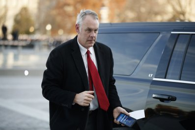 ryan zinke, david, bernhardt, oil, coal, lobbyist