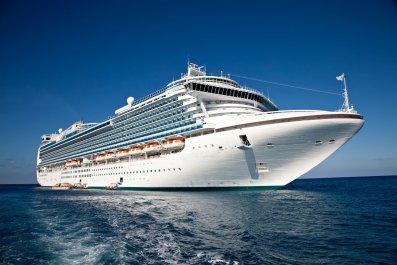 cruise ship stock getty