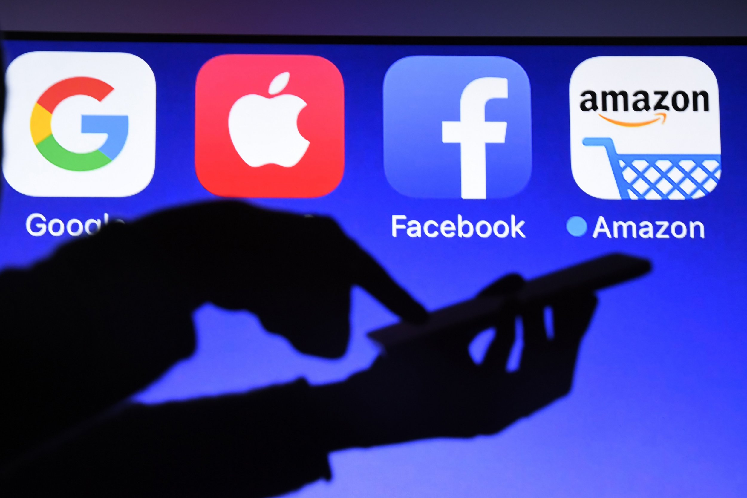GAFA Tax: Google, Apple, Facebook, Amazon