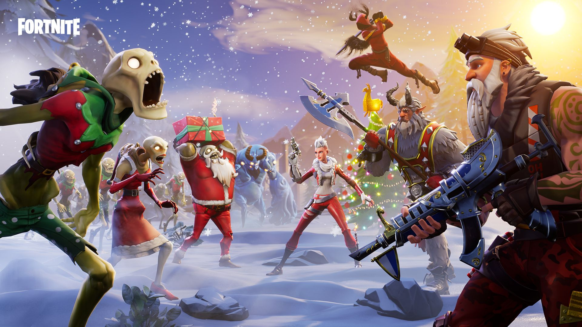 Fortnite' Update 7 10 Adds 14 Days of Challenges & Bug Fixes - Patch