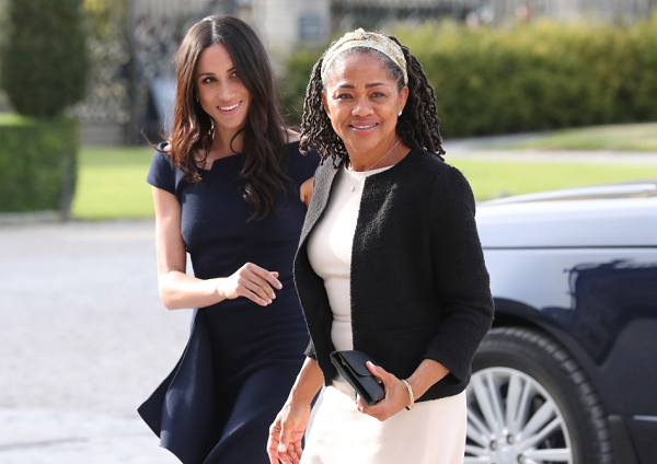 Meghan Markle's Mom Doria Ragland Won't Spend Christmas With Royals