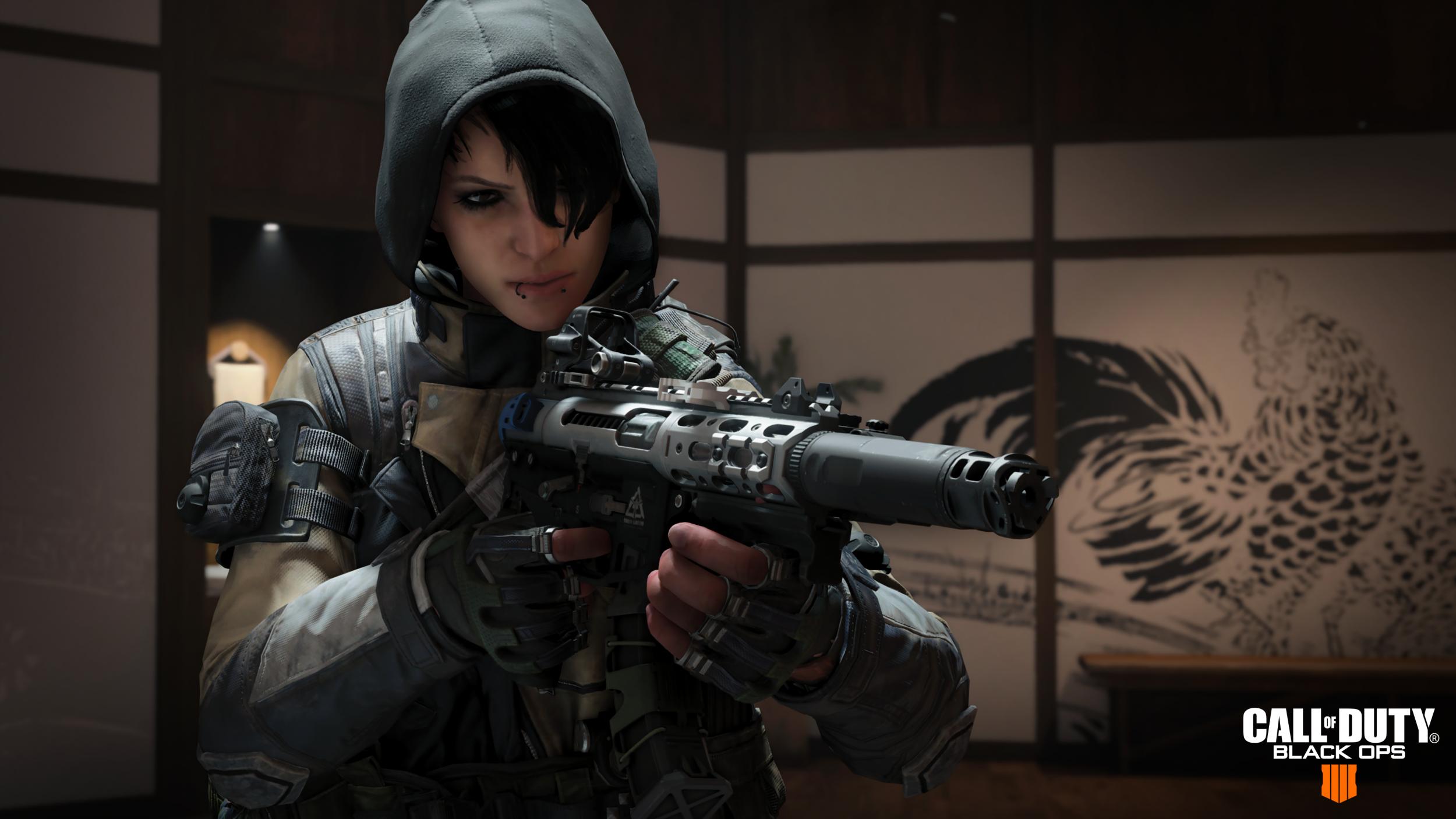 Black Ops 4 110 Zero
