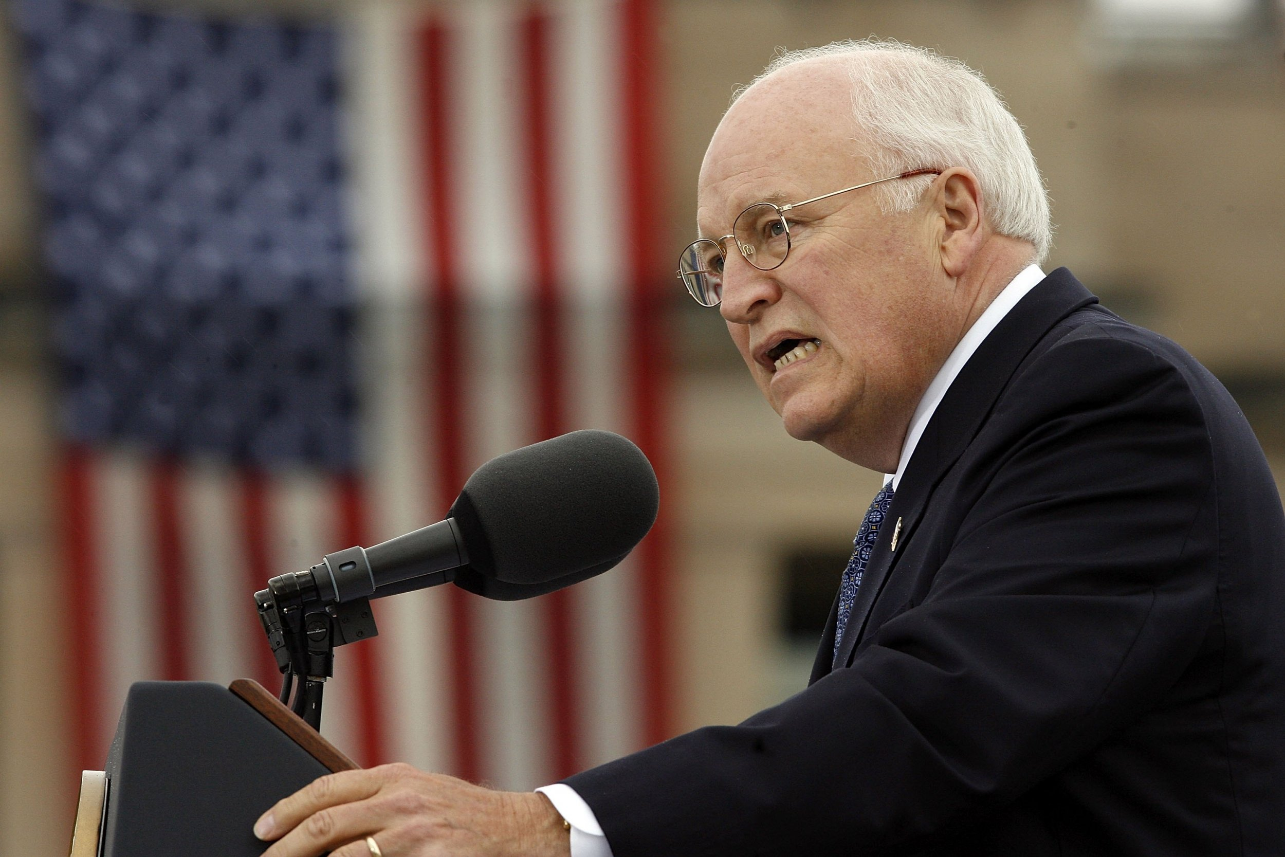 Contact dick cheney can not