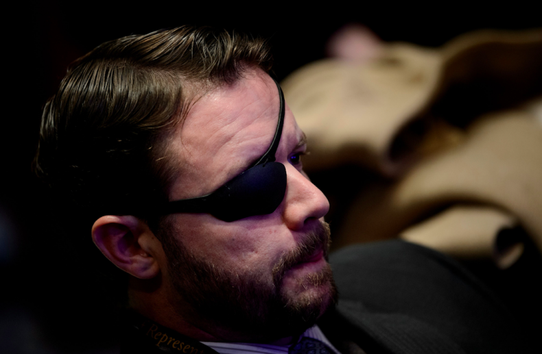 Dan Crenshaw Called Pete Davidson After Cryptic Instagram Post About Suicide