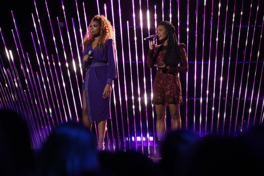 The Voice Kennedy with JHud