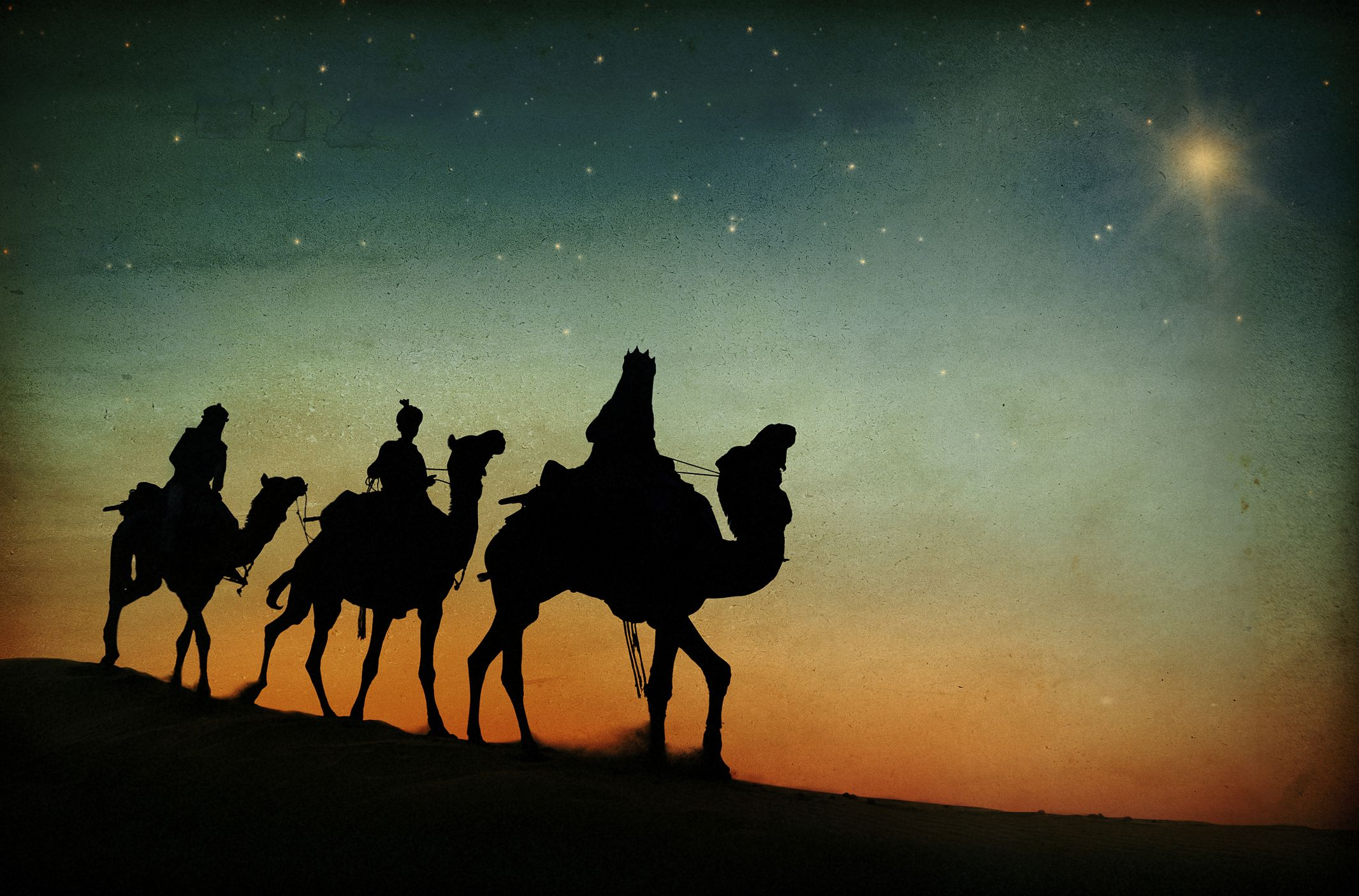 How Rare Astronomical Events Coincided To Lead The Wise Men To Jesus