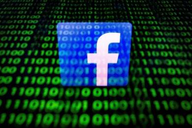 facebook logo code
