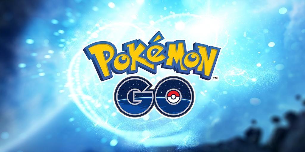 pokemon go logo new raid battle update