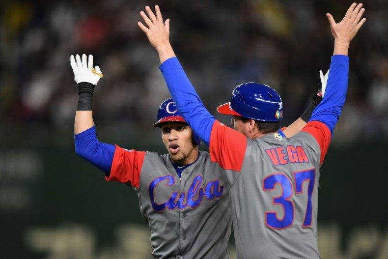 Cuban National Baseball Team