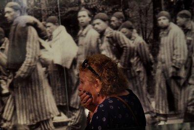 holocaust museum san antonio trump fake news