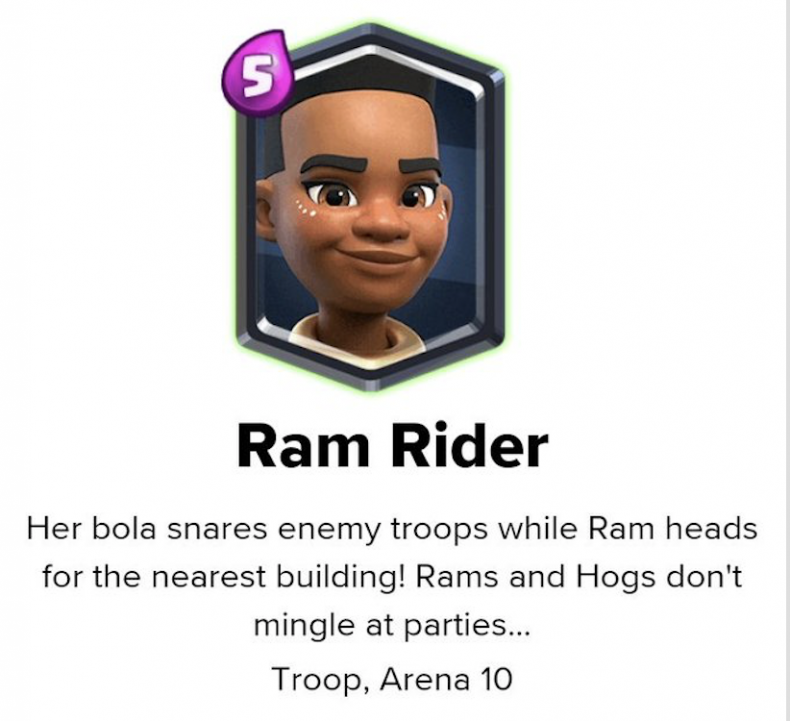 clash, royale, what, is, new, legendary, card, leaked, ram, rider, december, 2018, release, date