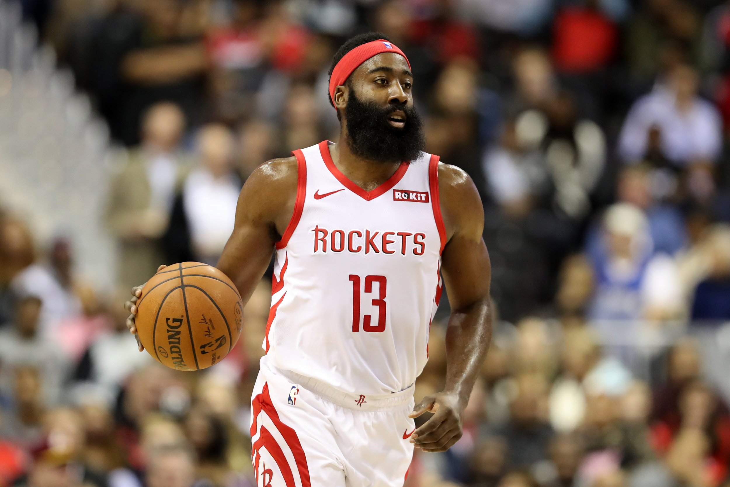 Are the Rockets Back? Houston Makes NBA History with 26 Three-pointers in Win Vs Wizards