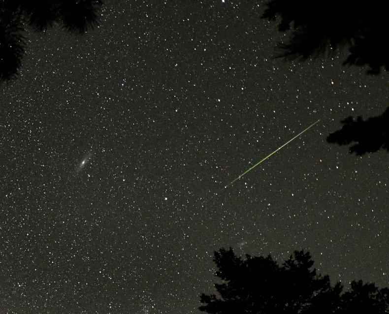 Meteor, California, Oregon, Nevada, Arizona, Space Rock, Aliens