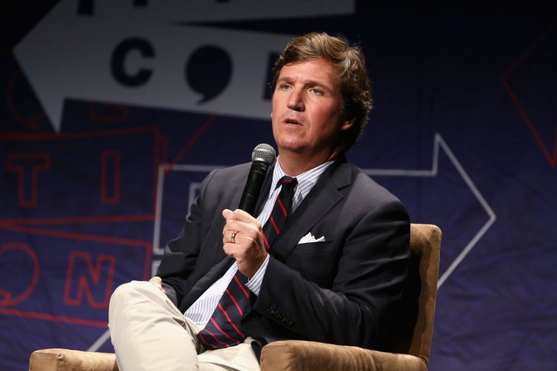 Tucker Carlson, Fox News, Stephen Colbert, Racist, Immigration, Gingerbread Men