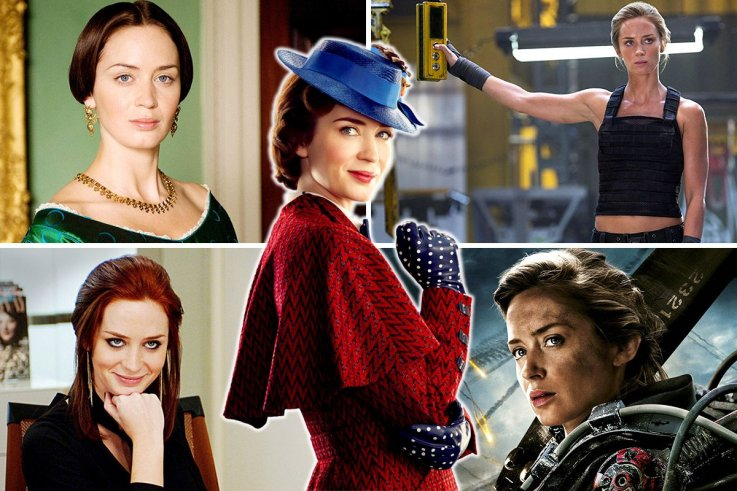 Emily Blunt's 20 Best Movies, from 'Prada' to 'Mary Poppins
