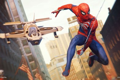 spiderman ps4 silver lining chase